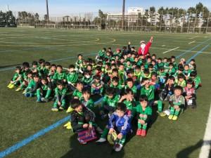 ①幼児サッカー