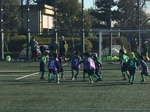②幼児サッカー